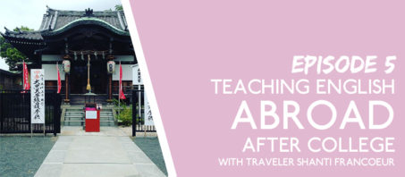 Teach English Abroad After College With a Bachelor's Degree